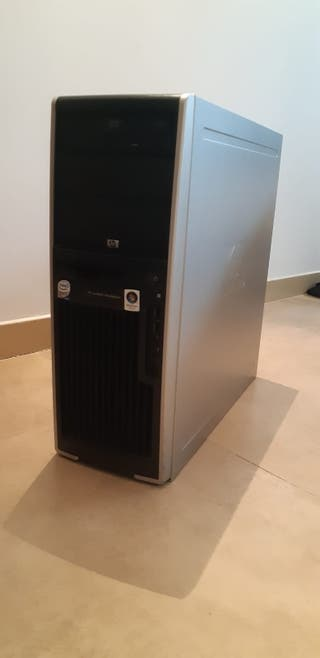 ordenador HP workstation XW4600