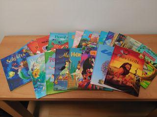 Colección de cuentos Disney