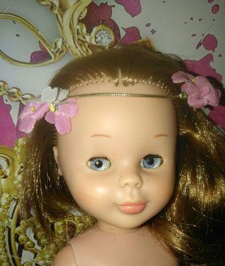 Cinta de pelo muñeca Nancy oriental, Famosa.