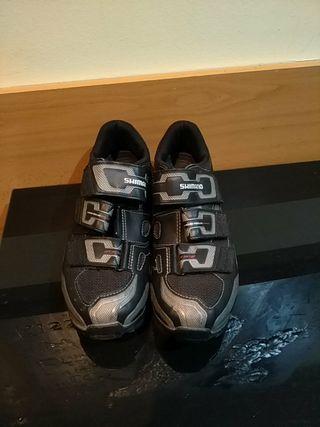 Vendo Zapatillas de ciclismo Shimano originales