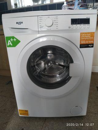 BUSH 7kg 1400 Washing Machine WMNS714W