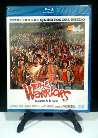 THE WARRIORS FORMATO BLU-RAY
