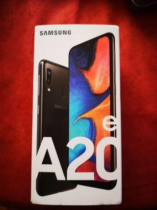 Samsung a20e nuevo a estrenar