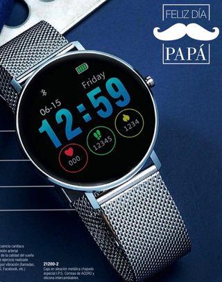 Reloj inteligente táctil nuevo