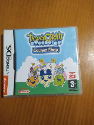 Tamagotchi Conexion Corner Shop para Nintendo DS.