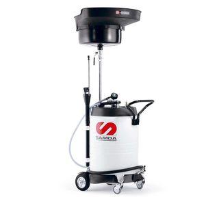 Aspirador para aceite usado 100l SAMOA
