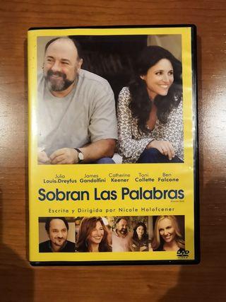 DVD SOBRAN LAS PALABRAS