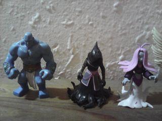 clash of heroes lote figuras ubisoft