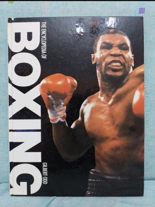 The enciclopedy of boxing