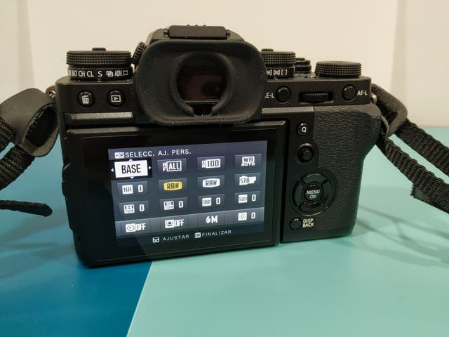 Fujifilm X-T3 + objetivo XF 18-55