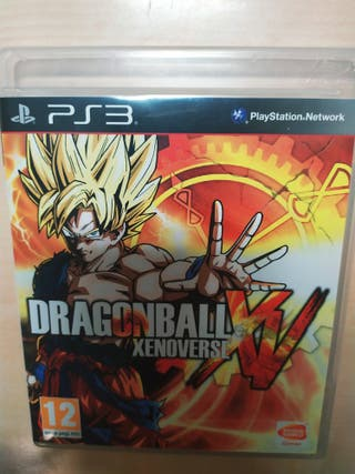Dragon Ball Xenoverse XV Ps3
