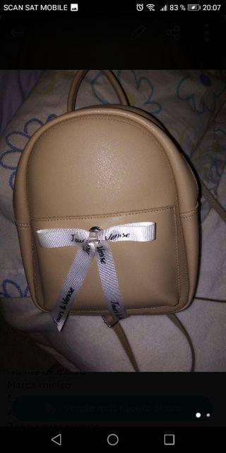 mochila mujer miniso