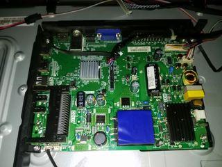 TV Hisense LHD32D50EU - Despiece completo