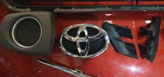 Piezas Toyota Yaris