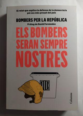 ( Nou) Llibre Els Bombers de la República.