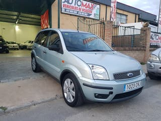 Ford Fusion+ 1.4 TDCI