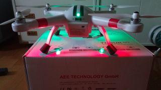 dron AEE toruk AP9, GPS, 25 min autonomía