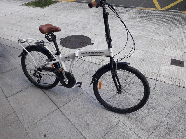 bicicleta plegable urban life PS 50