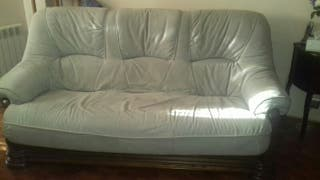 Sofá 3 plazas más dos sillones