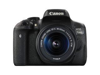 Camara Reflex Canon EOS 750D