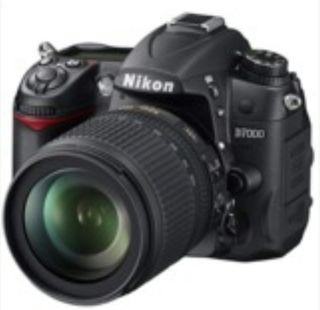 Cámara reflex digital Nikon D7000