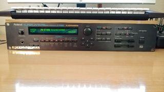 Sintetizador Roland Súper JV-1080 en Valencia