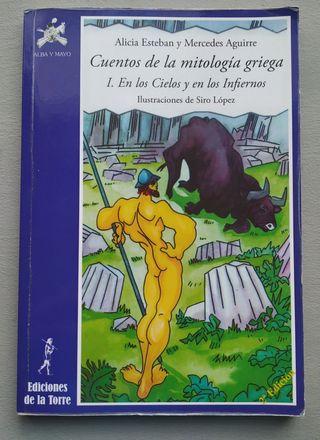 Cuentos de la mitología griega