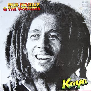 disco vinilo de Bob Marley & The Wailers