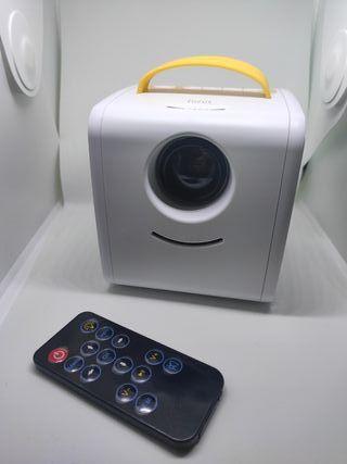 Mini proyector Excelvan Q2