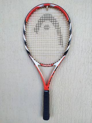 Raqueta de tenis HEAD radical junior