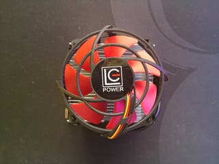 Disipador para AMD (AM3/AM3+/FM2)
