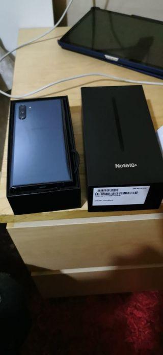 Samsung Galaxy note 10 Plus 256Gb nuevo libre