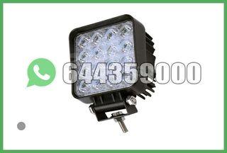 FOCO LED CUADRADO 48W 16 LEDS