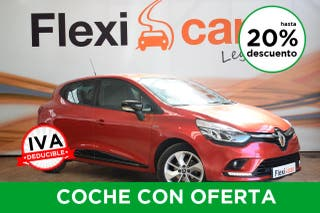 Renault Clio Limited Energy TCe 66kW (90CV)