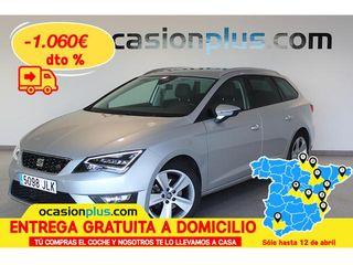 SEAT Leon ST 2.0 TDI StANDSp FR 110 kW (150 CV)