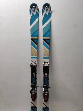 Equipo completo esquí de travesía