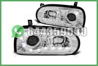 FAROS LED CROMO VW GOLF MK3