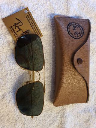 Gafas de sol Ray Ban originales Bausch & Lomb