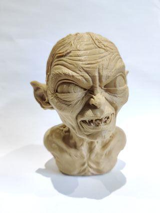 Figura Busto Gollum 14cm