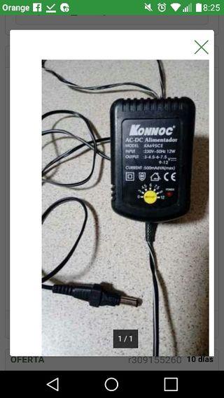 Transformador de corriente Konnoc