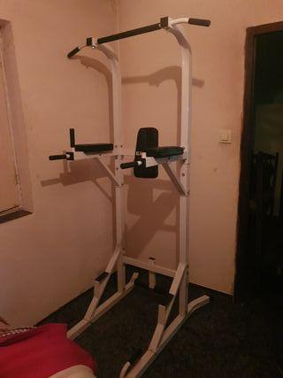 máquina para trabajar espalda abdominales , etc