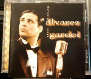 Marcelo Álvarez sings Gardel. CD