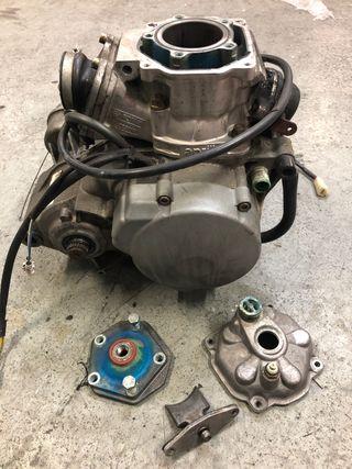 Motor completo Aprilia rs 125