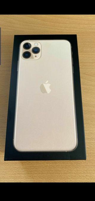 new iphone 11 Pro Max 512 GB Gold