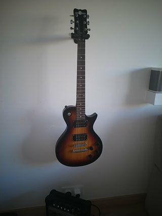 Guitarra eléctrica infantil (3/4) + ampli