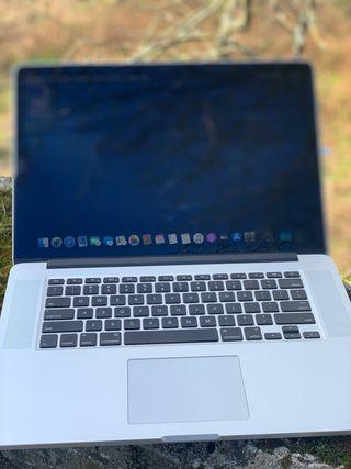 "MacBook Pro 15"" Retina Tienda"