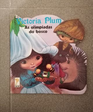 "LIBRO VICTORIA PLUM ""AS OLIMPÍADAS DO BOSCO. ED"