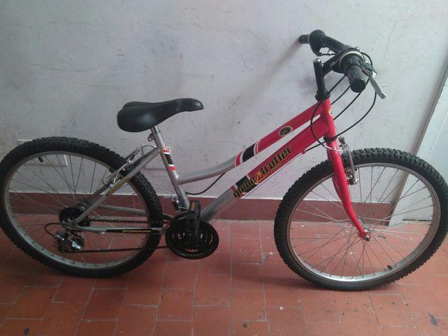 bicicleta globe trotter 124 Y
