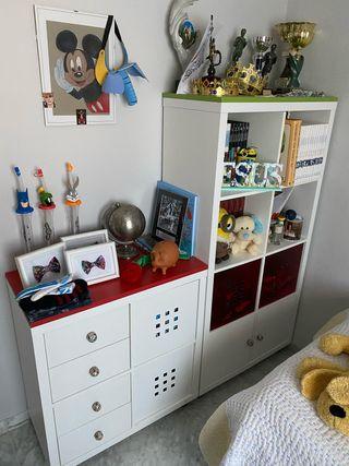 Mueble Ikea.