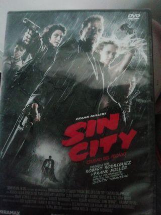 sin City ciudad del pecado
